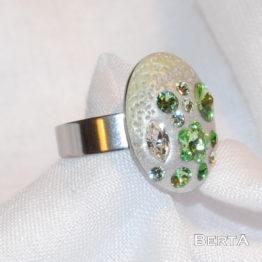 GreenSilver Gyűrű