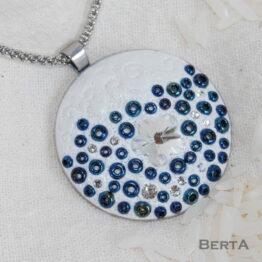 Blue Bubble Medál