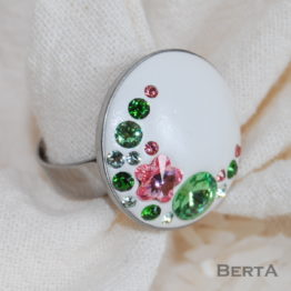 Romantic Spring Gyűrű