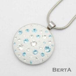Ariel Medál Swarovski ® kristályokkal